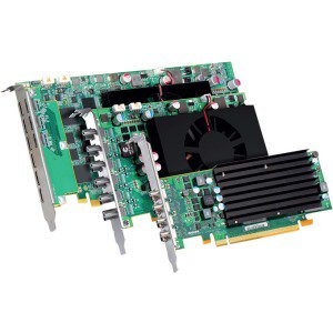 Matrox C-Series C900 Graphic Card 4 GB GDDR5 Full-height Single Slot Space  Required Fan Cooler OpenGL 4 4 DirectX 12 OpenCL 1 2 9 x Mini HDMI Linux