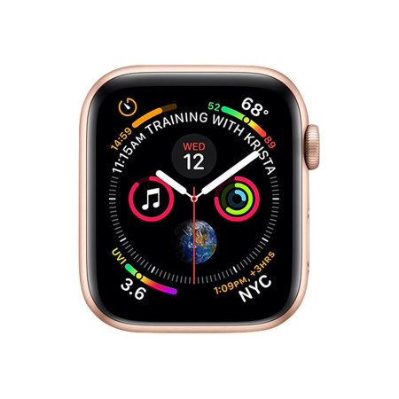 Apple Watch S4 40 Gold Al Gps Demo-usa