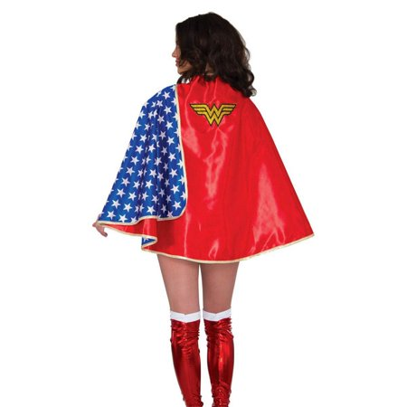 Deluxe Wonder Woman Cape for $<!---->