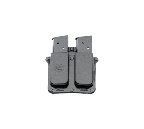 Fobus Double Mag Pouch Single Stack .45 by