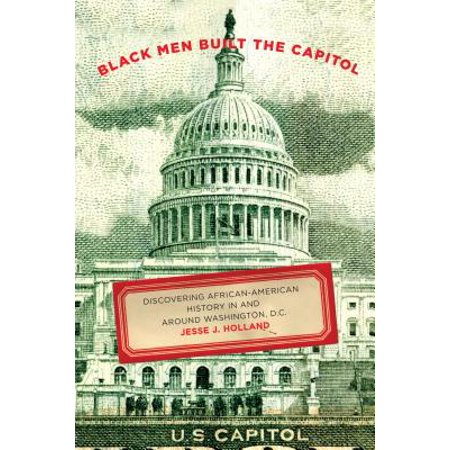 Capitol Washington Dc Postcard (Black Men Built the Capitol : Discovering African-American History in and Around Washington, D.C. )