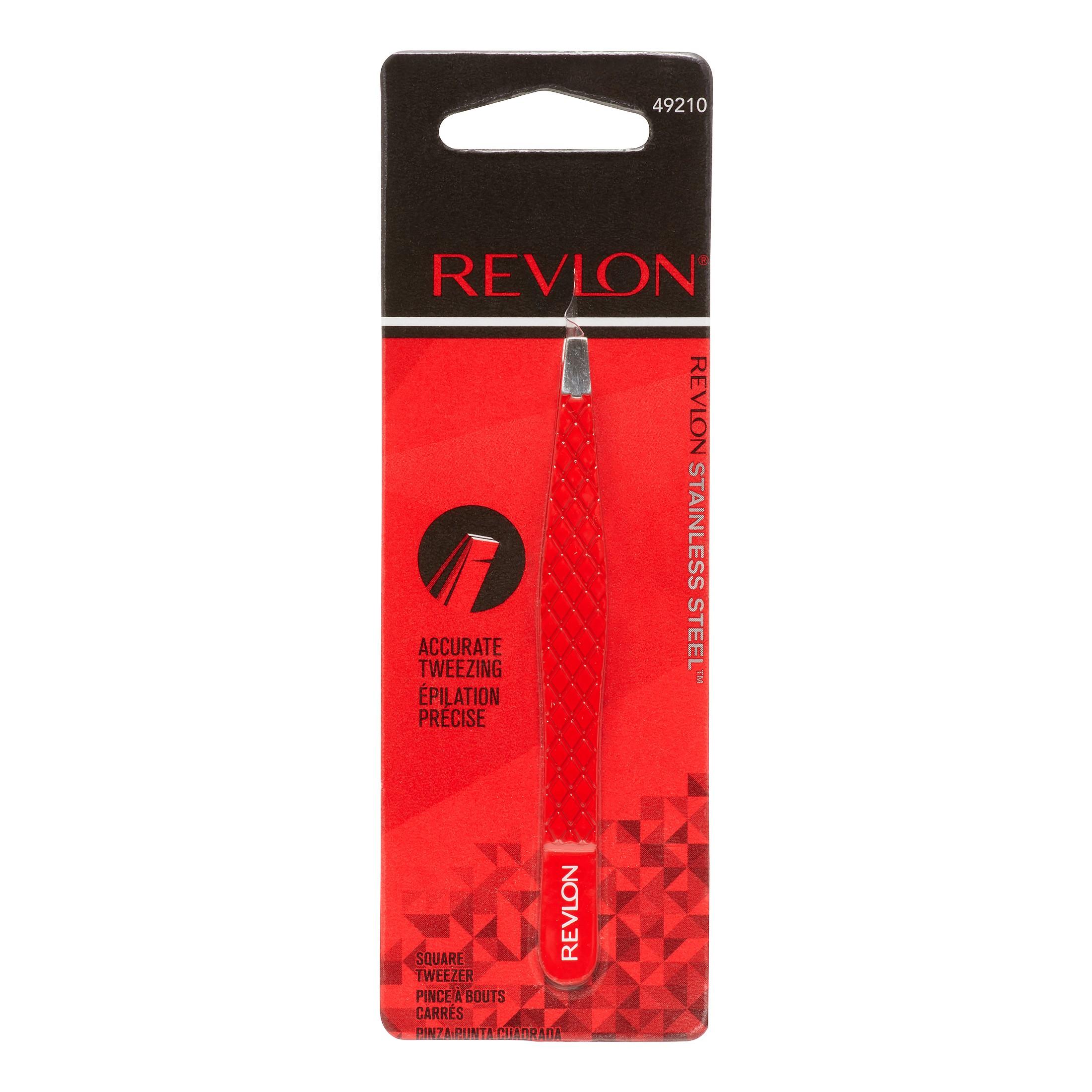 Revlon Expert Tweezer Square Tip