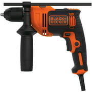 Best Corded Drills - Black+Decker 1/2-In Corded Hammer Drill Behd201 Review