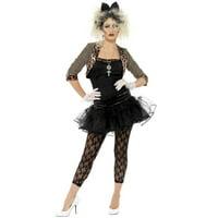 80s Wild Child Adult Costume - Large