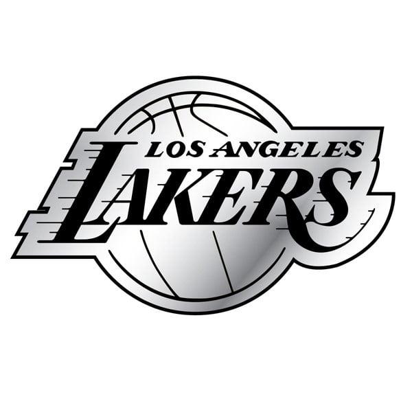 Los Angeles Lakers NBA Auto Emblem