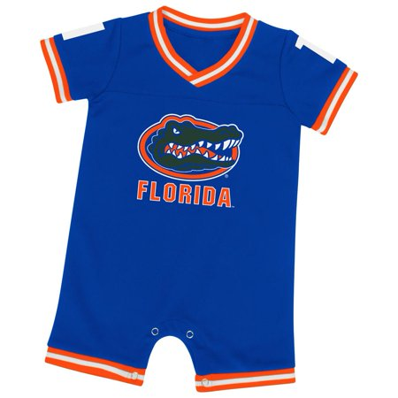 University of Florida Gators Infant Romper Baby Boy Jersey Onepiece for $<!---->