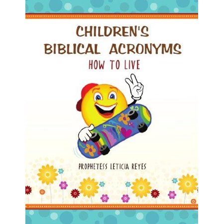 Childrens Biblical Acronyms