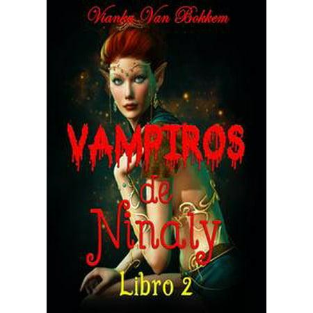 Vampiros De Ninaly - eBook - Fantasias Para Halloween De Vampiro