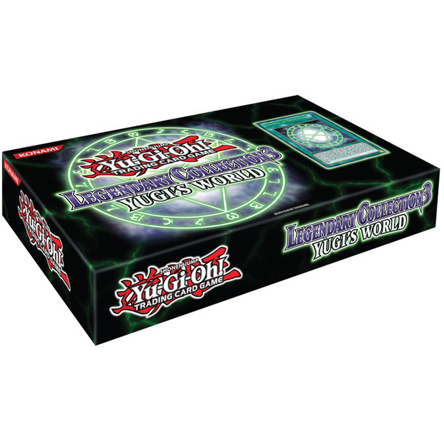 Yu-Gi-Oh! Legendary Collection 3: Yugi's World Reprint Box