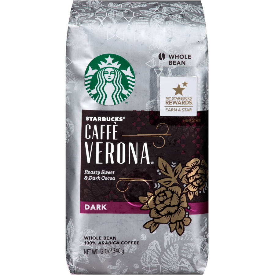 Starbucks: Caffe Verona Whole Bean Coffee, 12 oz