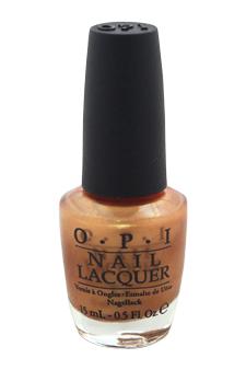 Nail Lacquer - # NL N41 OPI with a Nice Finn-ish - 0.5 oz Nail Polish