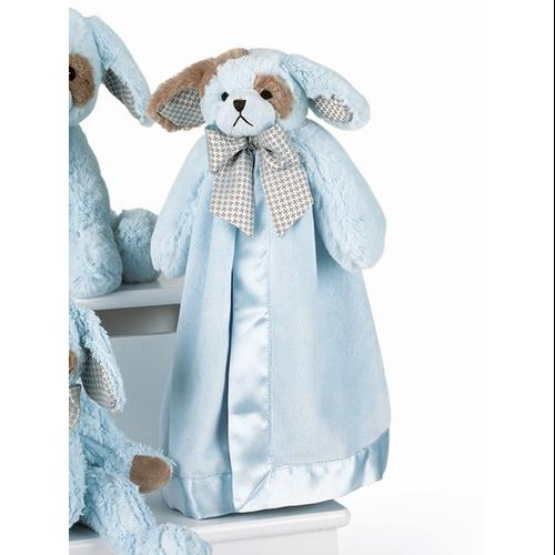 Bearington Baby - Puppy Dog Tails - Waggles Snuggler - Blue