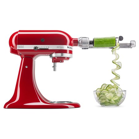 KitchenAid 5 Blade Spiralizer with Peel, Core and Slice (KSM1APC)