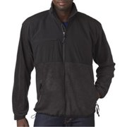Weatherproof 4075 Adult Beacon Jacket, Black & Black, Large