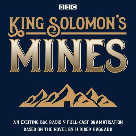 King Solomon's Mines : BBC Radio 4 Full-Cast