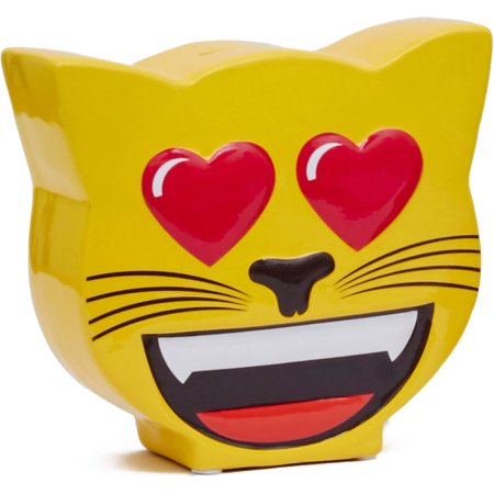 Emoji Cat Bank