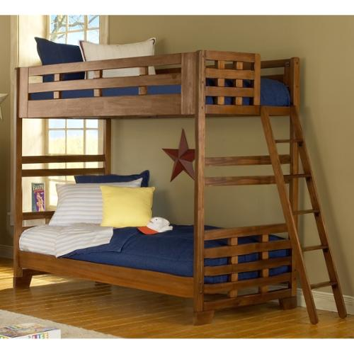 Greyson Living  Hardy Twin Bunk Bed with Optional Trundle