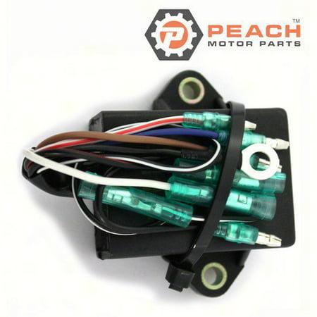 Peach Motor Parts PM-63V-85540-01-00  PM-63V-85540-01-00 CDI; Replaces Yamaha®: 63V-85540-02-00, 63V-85540-01-00, 63V-85540-00-00, Sierra®: 18-5132