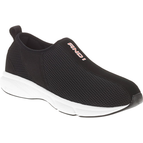 AND1 Post Game Slip On Athletic Shoe