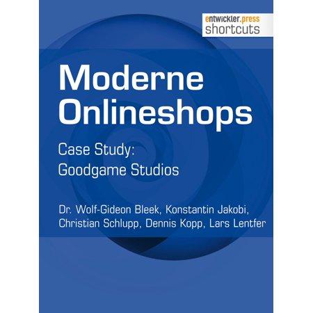 Moderne Onlineshops - eBook (Online-shop Dänemark)