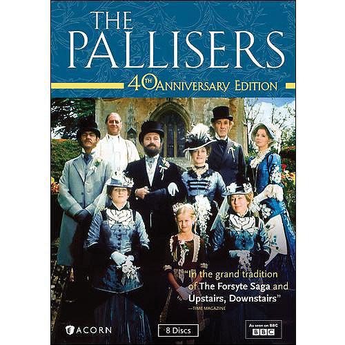 The Pallisers (40th Anniversary Edition) (Full Frame)
