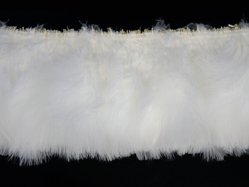 Snow White Marabou Turkey Fluff Wholesale