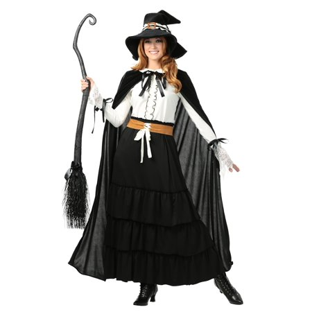 Women's Salem Witch Costume - History Of Halloween Fun Facts