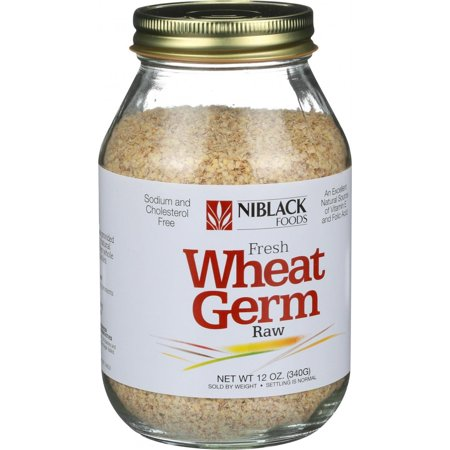 Niblack Wheat Germ - Raw - 12 oz