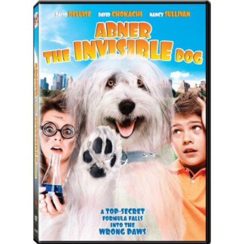 Abner: The Invisible Dog (Widescreen)