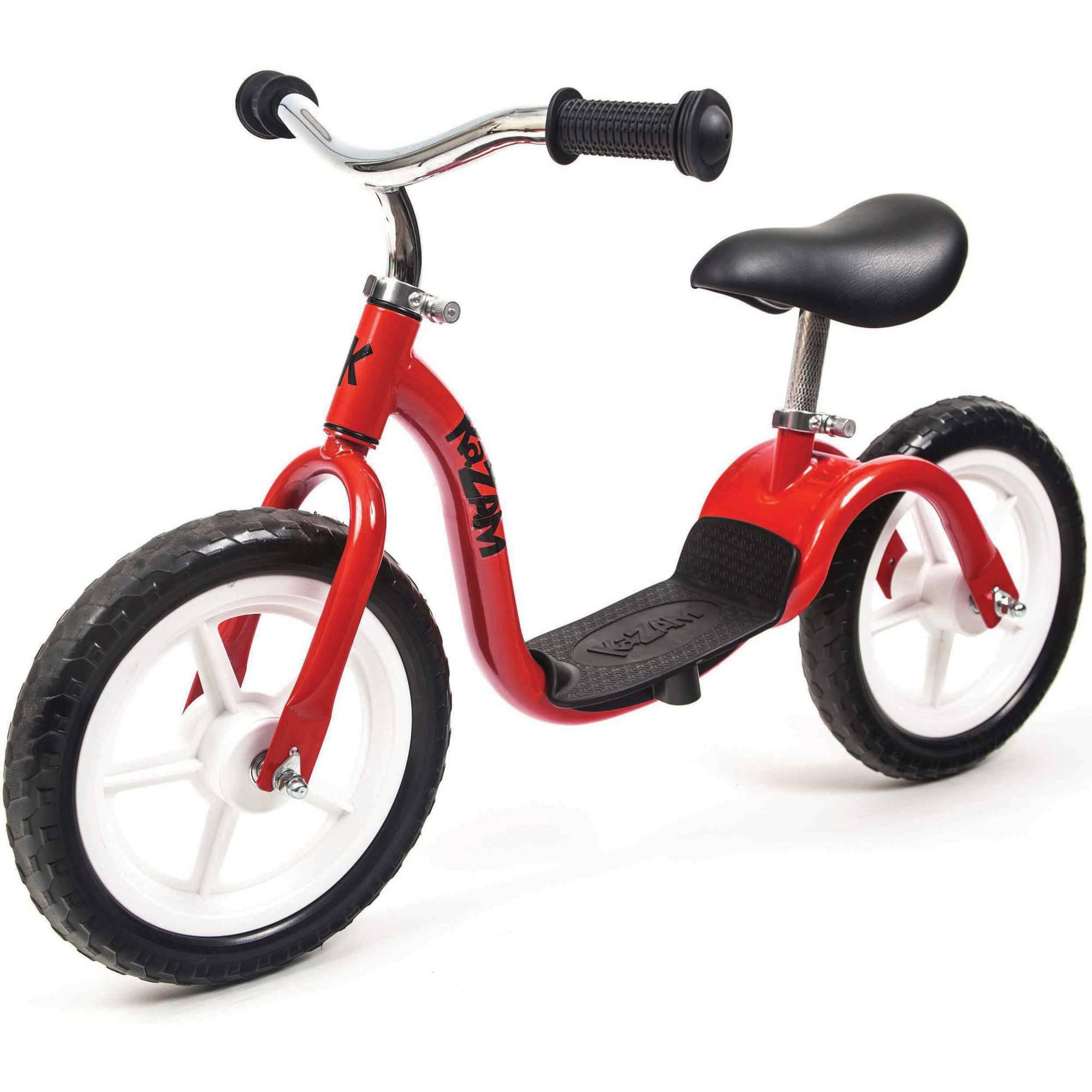 KaZAM Balance Bike, Red