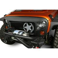 Rugged Ridge 12034.21 Billet Grille For Jeep Wrangler (JK)