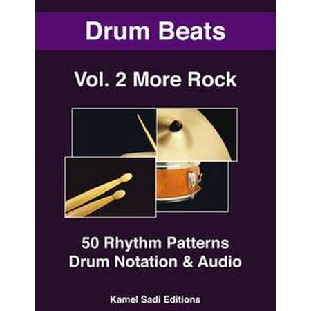Drum Beats Vol  2 - eBook