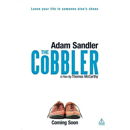 The Cobbler  2015  27X40 Movie Poster