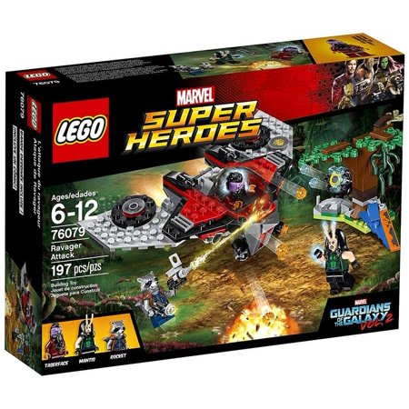 LEGO Super Heroes Marvel Guardians of the Galaxy Ravager Attack (Lego Marvel Superheroes Guardians Of The Galaxy)