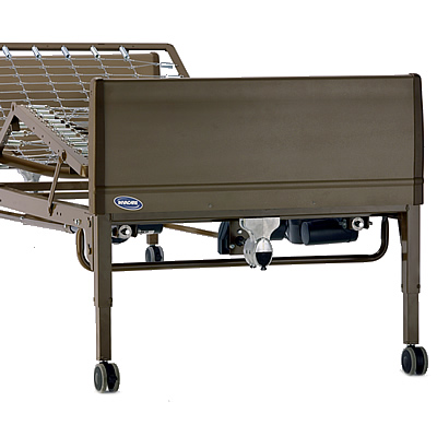 Invacare Corporation BED40-1633 Full Electric Bed Package...