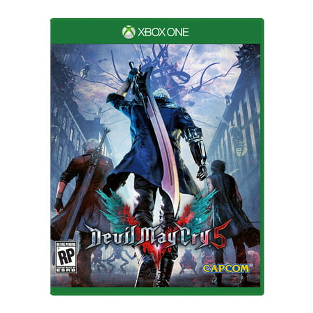 Devil May Cry 5, Capcom, Xbox One, 013388550418