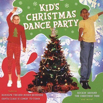 Kid's Dance Express - Kid's Christmas Dance Party [CD] ()
