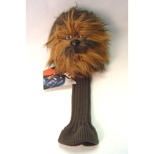 Comic Images Chewbacca Driver Cover Doll Plush