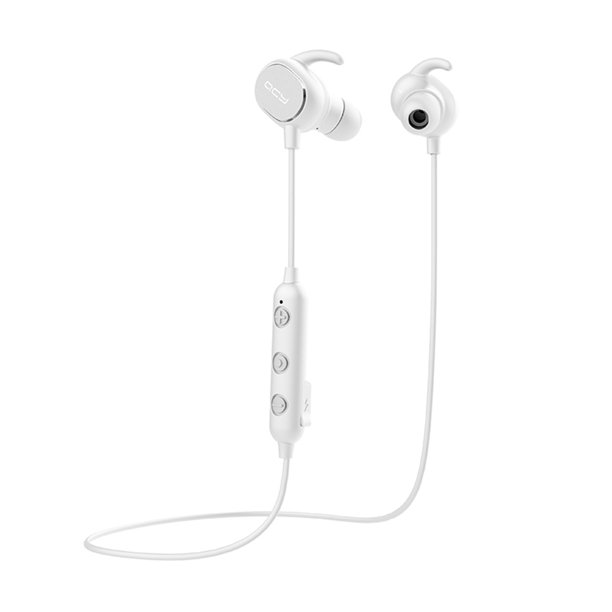 Qcy Qy19 Wireless In Ear Headphones Stereo Music Earbuds Sports Headset Bt5 0 Waterproof And Sweatproof With Mic Walmart Com Walmart Com