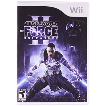 Star Wars: The Force Unleashed II - Nintendo Wii