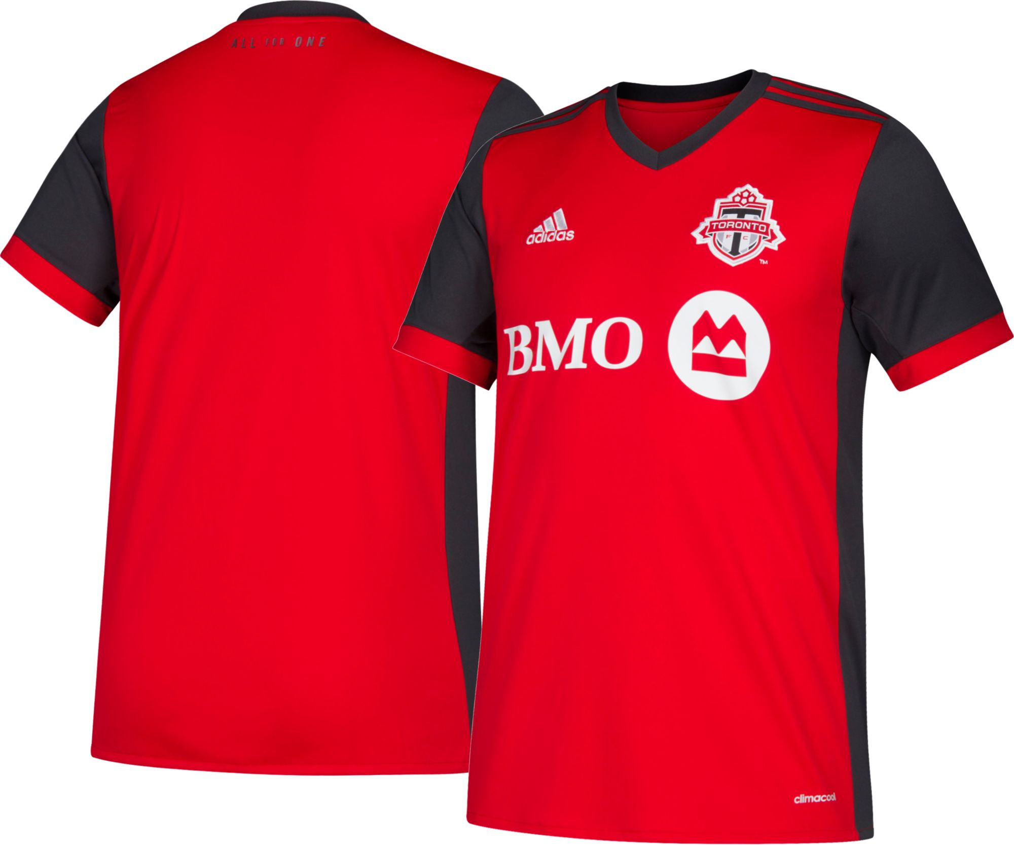 new style f624b f403c DS Youth Toronto FC Secondary Replica Jersey
