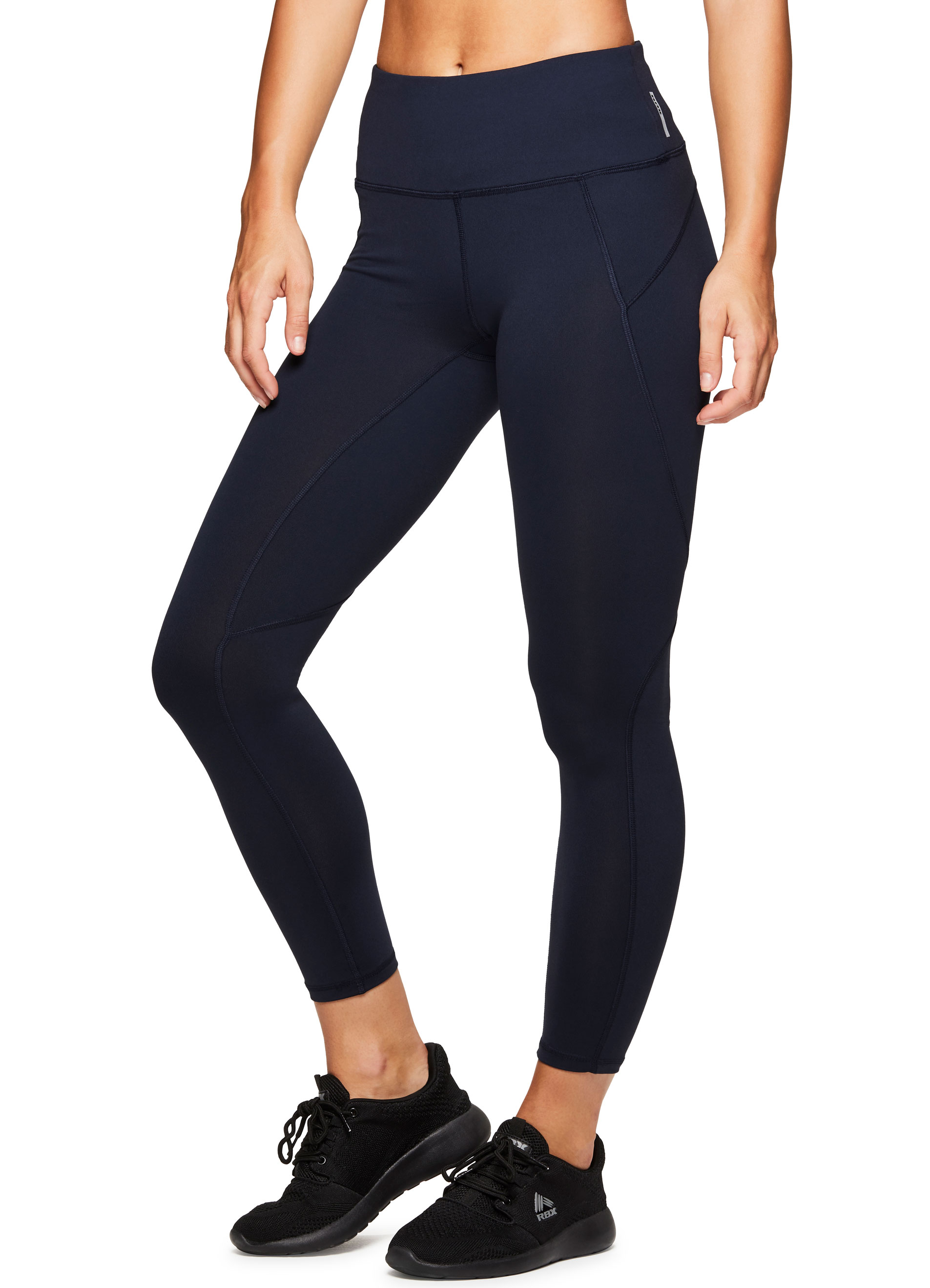 Women's Active Premium Compression Performance Crop Legging