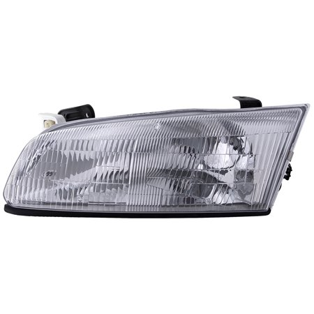 1997-1999 Toyota Camry New Driver Side Headlight TO2502117 (Toyota Camry Lamp)