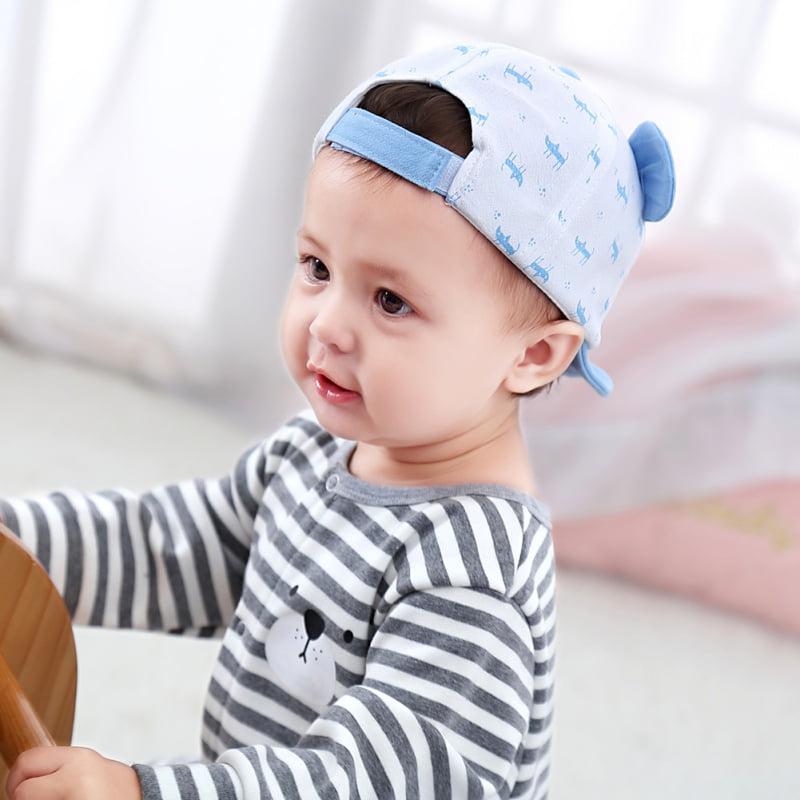 Details about  /Christmas Children Cartoon Pattern Hat Baby Girls Boys Hat Headwear KiJtC yan99