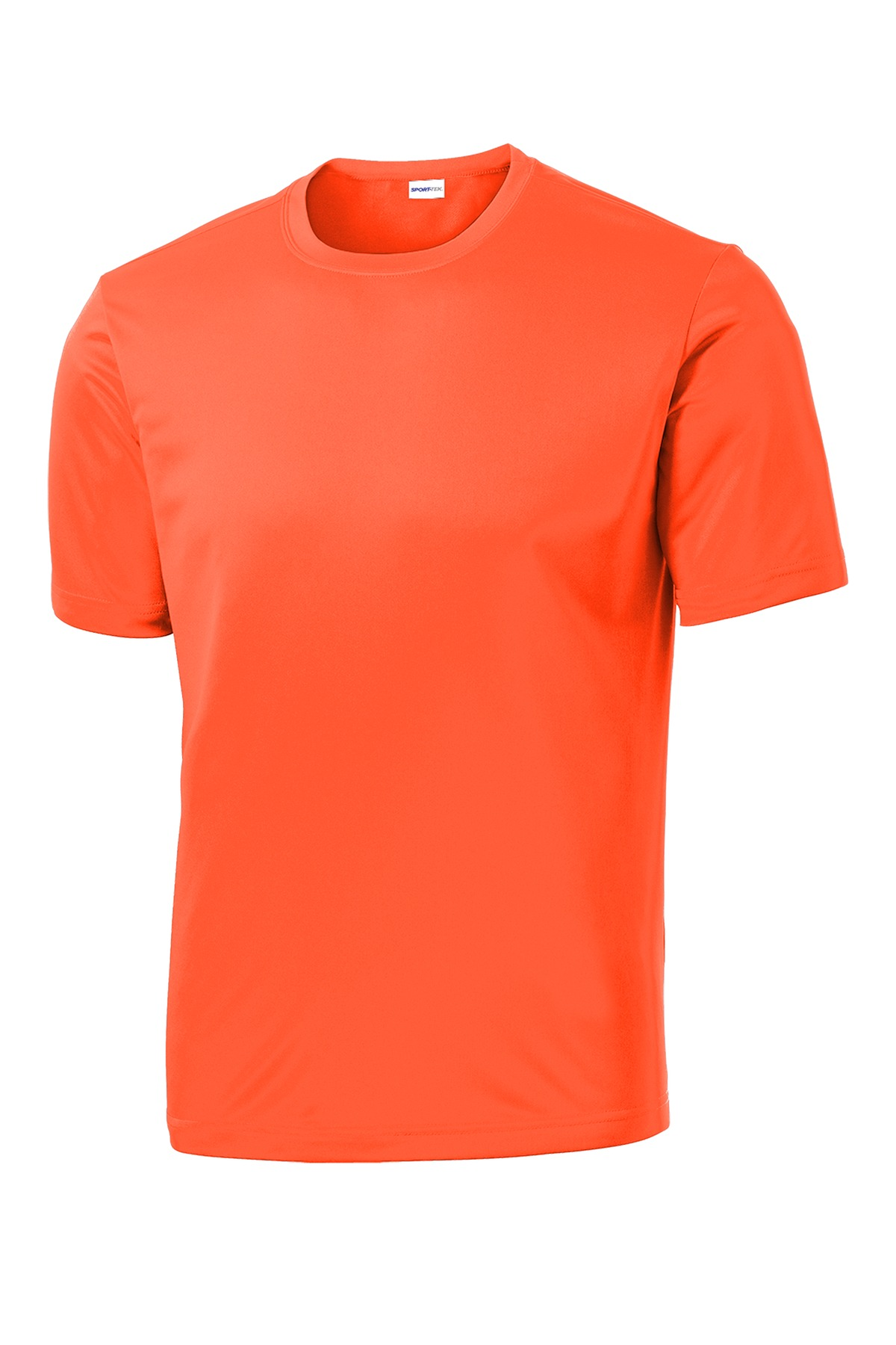 Sport-Tek Youth Comfort Lightweight Competitor T-Shirt/_Lime Shock/_Large