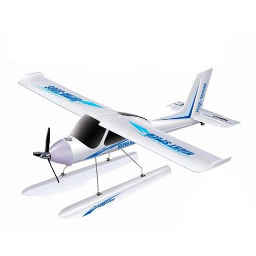 """46"""" Large Wingspan 4CH RC Sea Plane, Land on Water or Land Radio Control (Gift Idea) by"""