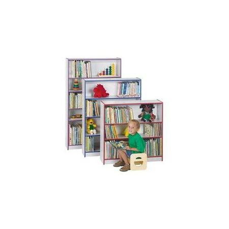 Rainbow Jonti Craft Bookcase ColorNavySize36