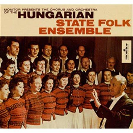 Hungarian State Folk Ensemble   Hungarian State Folk Ensemble  Cd