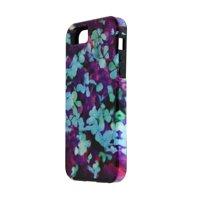 Case-Mate Designer Print Series Case Cover for iPhone SE 5S 5 Purple Blue Flower