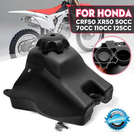 Gas Fuel Tank Cap Petcock For Honda CRF50 XR50 50CC 70CC 110CC 125CC Dirt Pit Bike